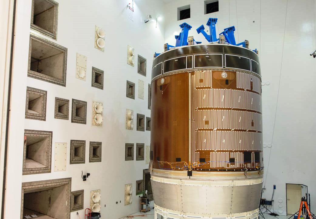 Turn Up The Bass Orion Service Module To Begin Acoustic