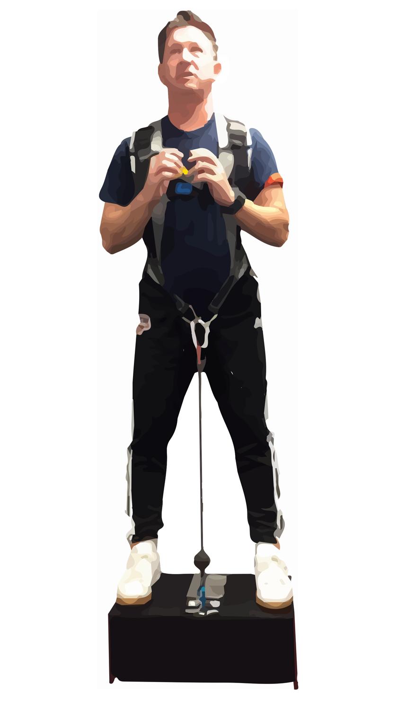 nasa workout machine