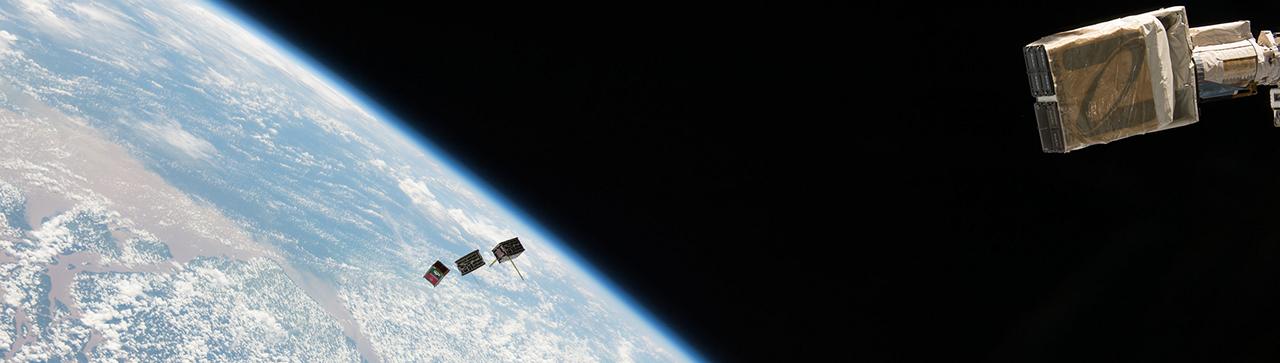 CubeSat release