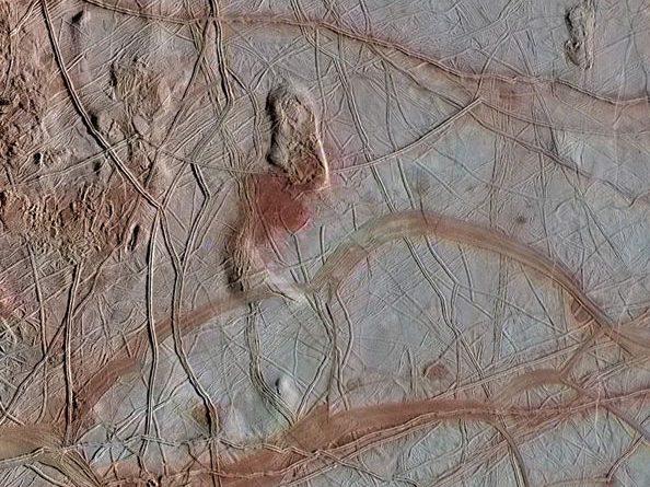 Europa Surface