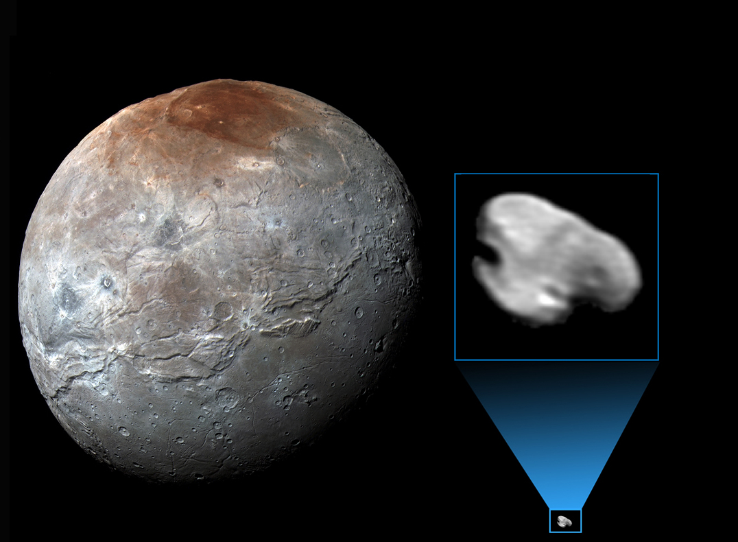 Hydra Moon: Pluto's Moon Hydra Has Icy Surface; New Horizons Team Wins