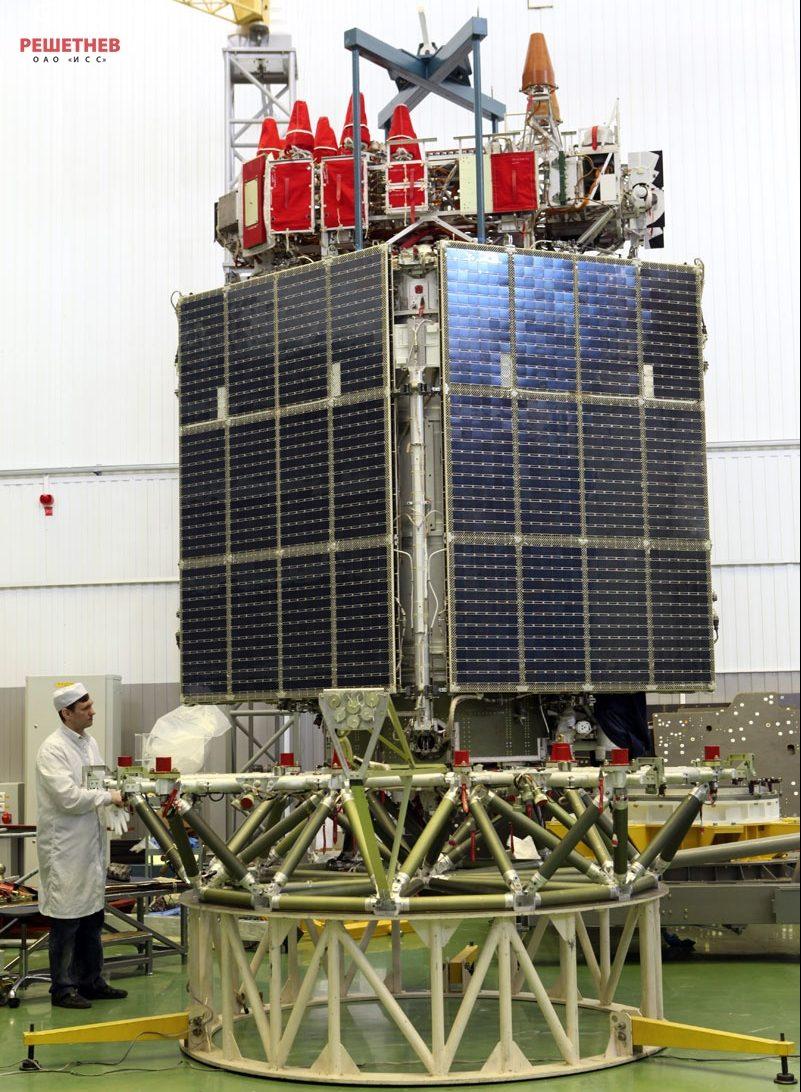 Is it really all GLONASS burned 74