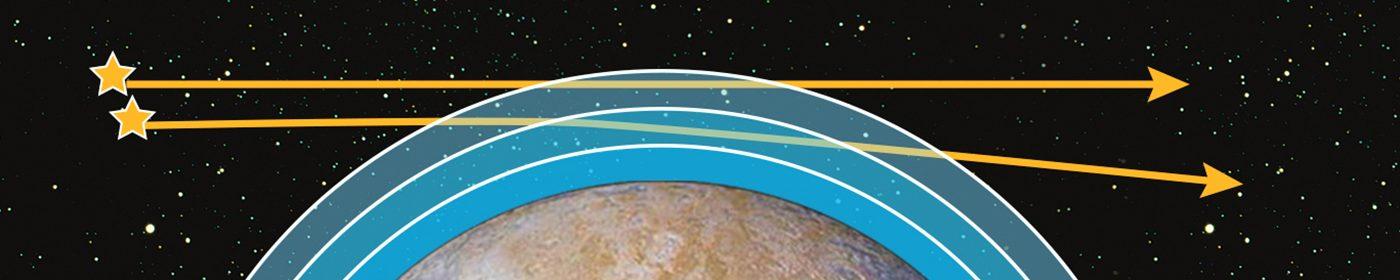 stellar occultation