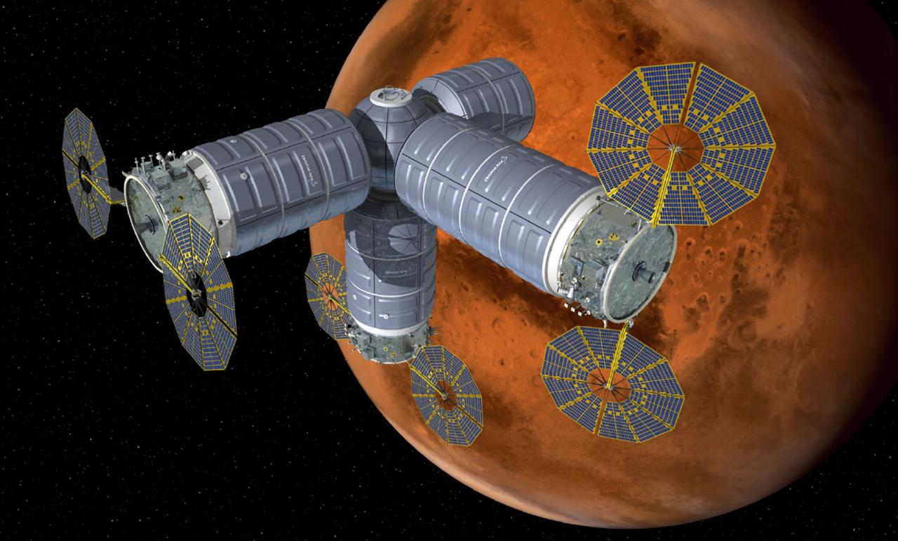 orbital nextstep