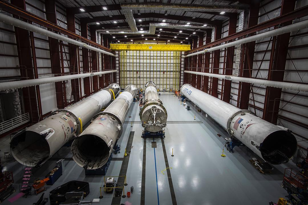 SpaceX Falcon 9 first stage