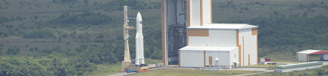 Ariane 5 Rollout