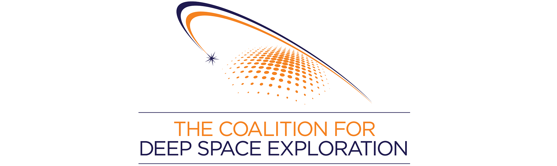 Coalition for Deep Space Exploration logo