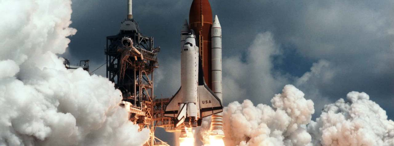 Space Shuttle Columbia launches on mission STS-78 from Kennedy Space Center's Launch Complex 39B on STS-78. Photo Credit: NASA posted on SpaceFlight Insider