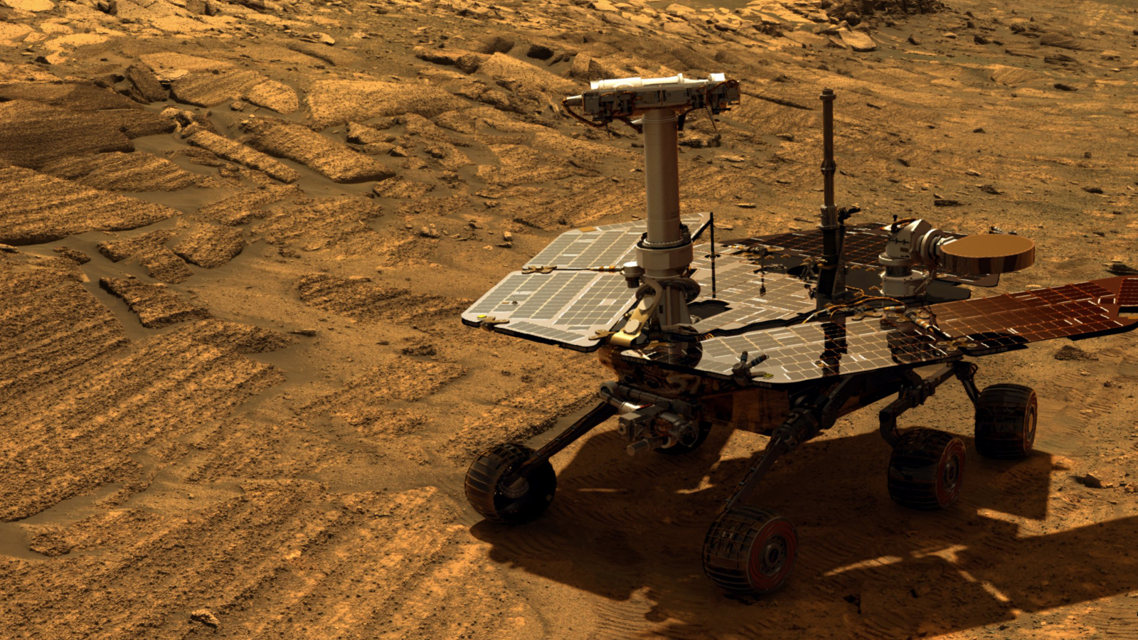 red mars rover - photo #2