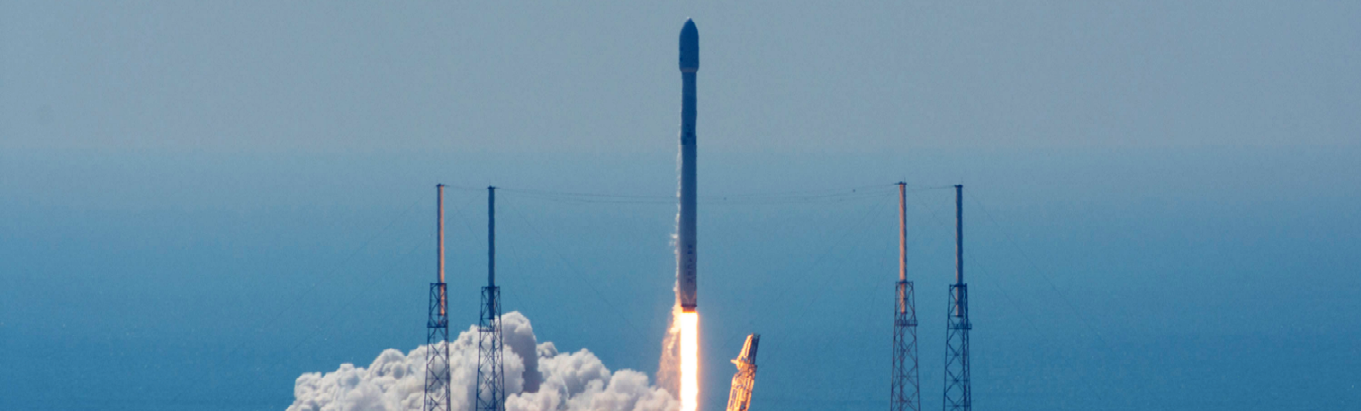 SpaceX ABS 2A Eutelsat 117 West B SpaceX Falcon 9 launch SpaceX photot posted on SpaceFlight Insider