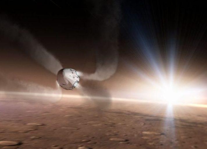 spacex mars alien - photo #31