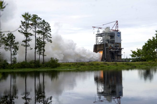 RS-25 July 14 test