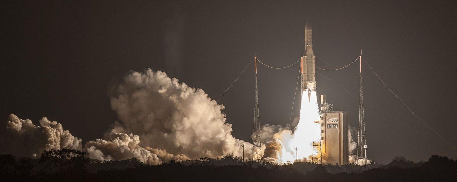 Ariane 5 / VA232 launch