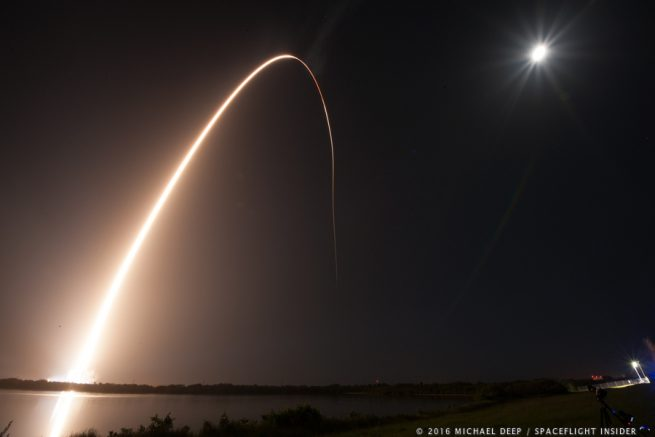 Delta IV launch streak
