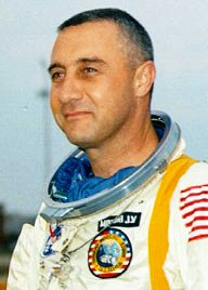 Gus Grissom Apollo 1 commander photo credit NASA posted on SpaceFlight Insider