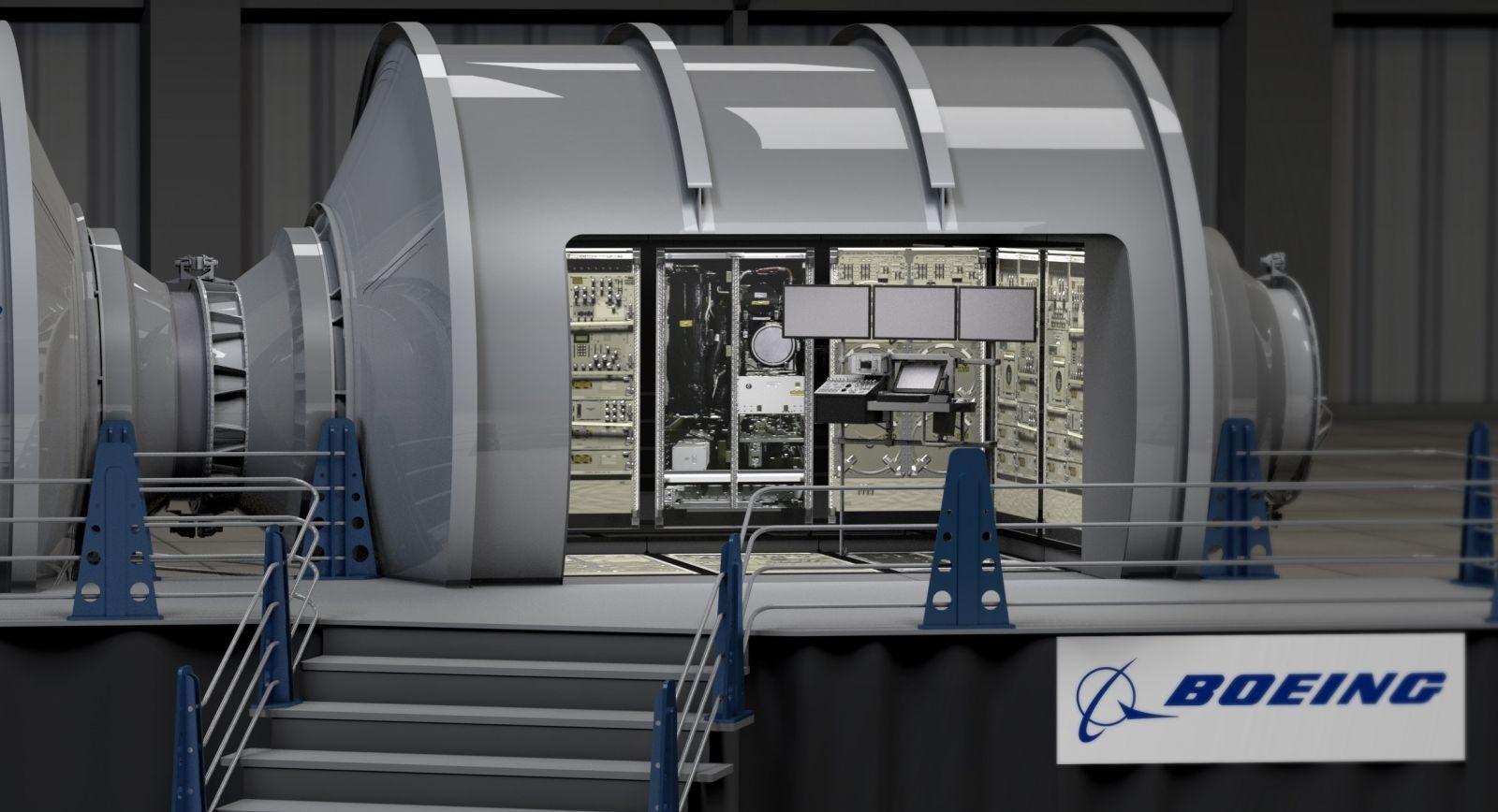 Boeing NextSTEP-2 demonstrator