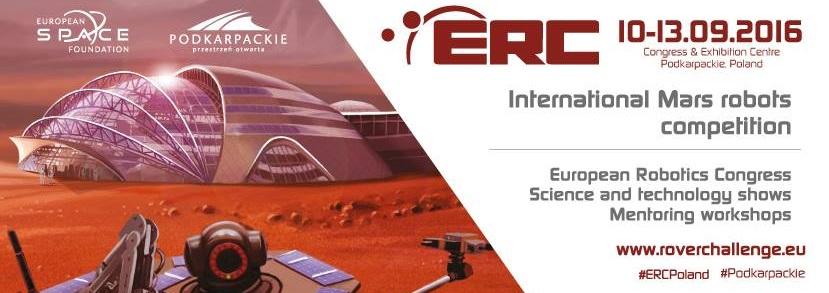 European Rover Challenge. Image Credit: ERC