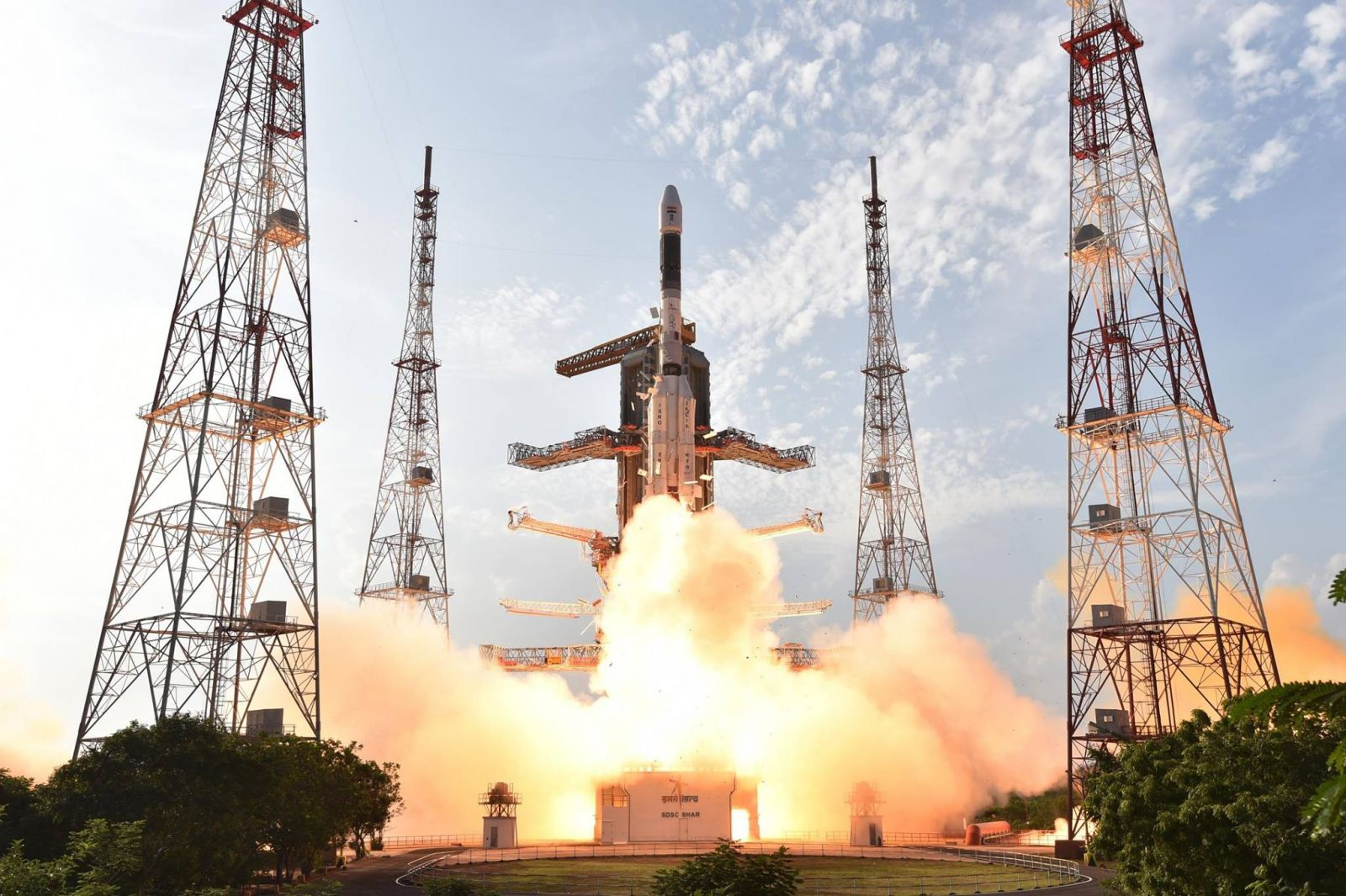 India's satellite launch a success