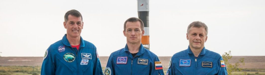Soyuz MS-02 Preflight