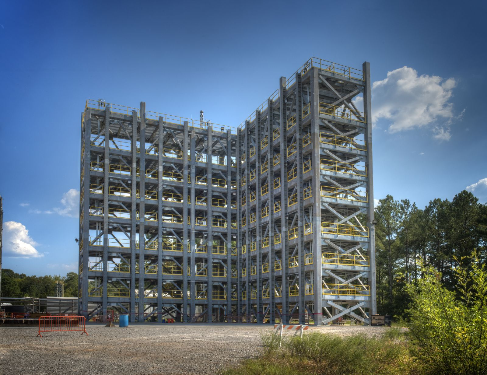 Video: Time lapse of SLS test stand construction - SpaceFlight Insider
