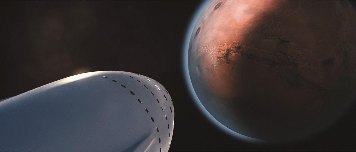 ITS at Mars