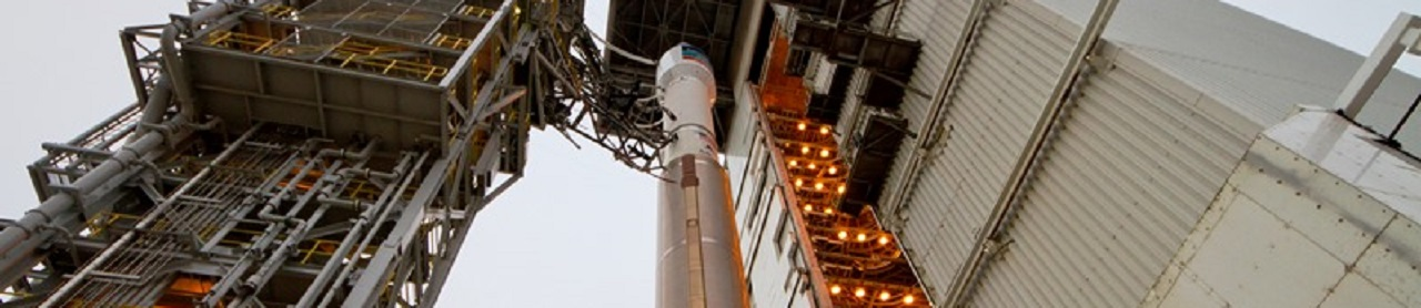 Atlas V WorldView-3 File Photo