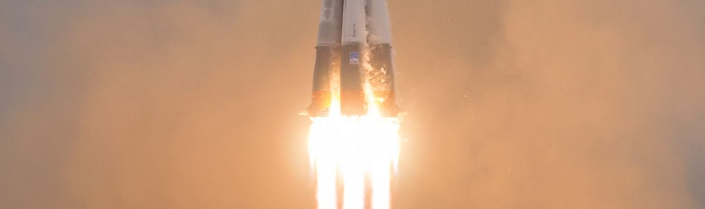 Soyuz MS-02 launches spaceward