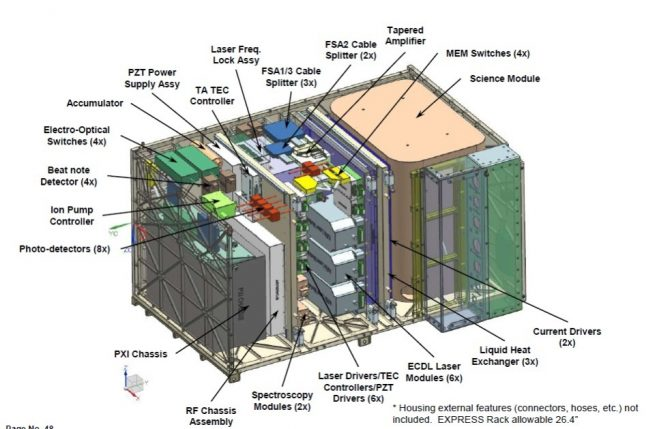 The Cold Atom Laboratory, or CAL, is slated to be installed aboard the ISS in late 2017 to study quantum phenomena.