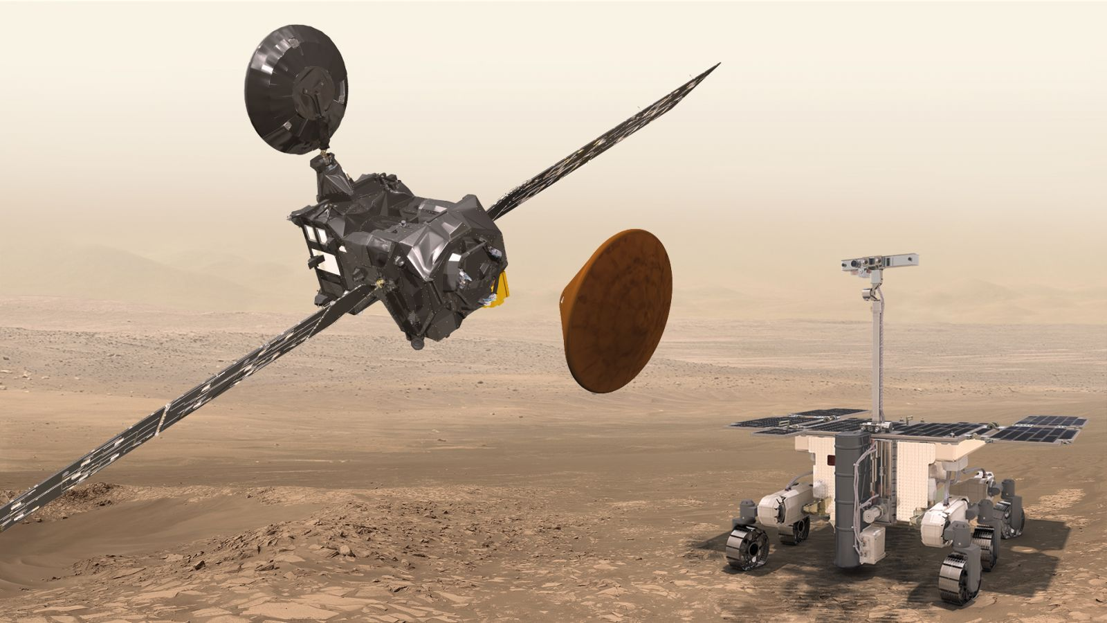 esa mars rover name - photo #25