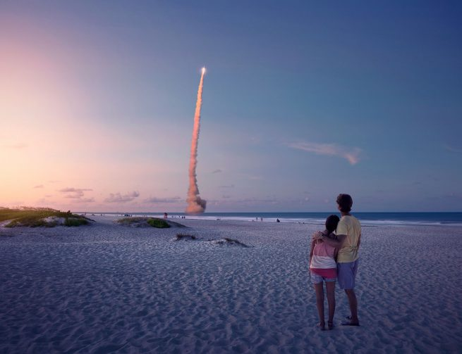 we-are-go-vacationaut-dusk-launch We Are Go image posted on SpaceFlight Insider