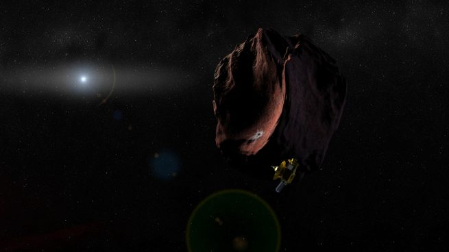 nh new horizons kbo encounter