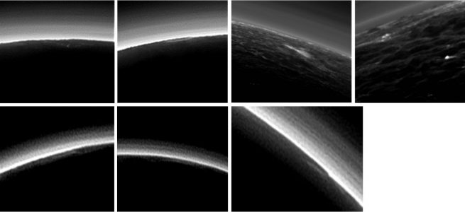 nh possible clouds on pluto