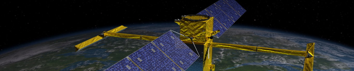 NASA's Surface Water and Ocean Topography (SWOT) spacecraft. Image Credit: NASA