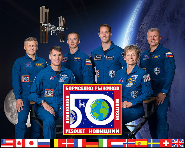 Expedition 50 and future crew assignments
