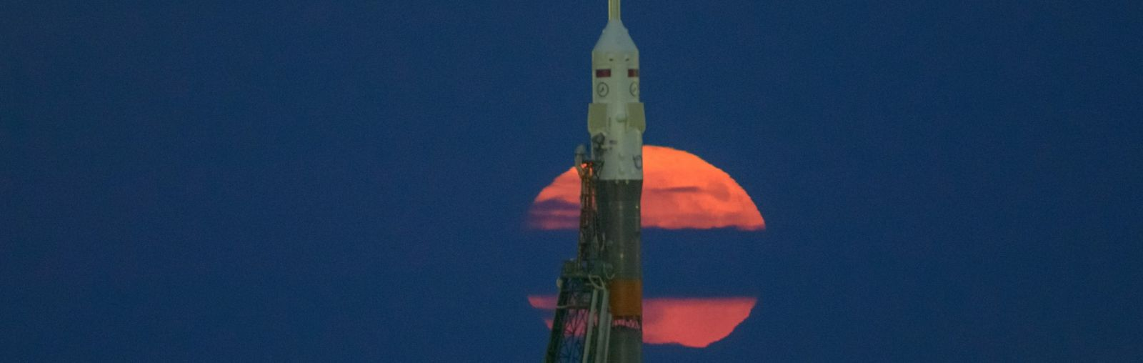 Soyuz Super Moon
