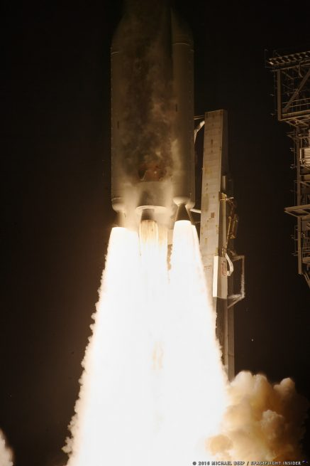GOES-R Atlas V Launch