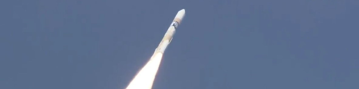 Himawari 9 launches spaceward