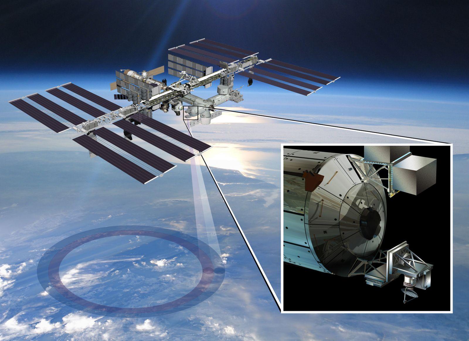 Pioneering science instrument ISS-RapidScat decommissioned ...
