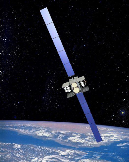 WGS-8: WGS satellite