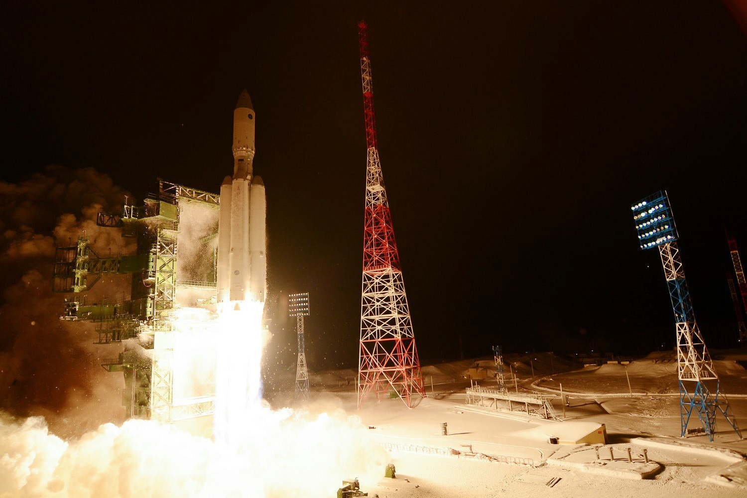 Angara A5 maiden launch