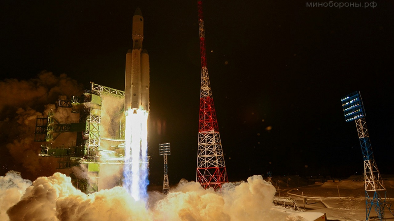 Plesetsk, Russia: Angara A5 maiden launch – 2014-12-23