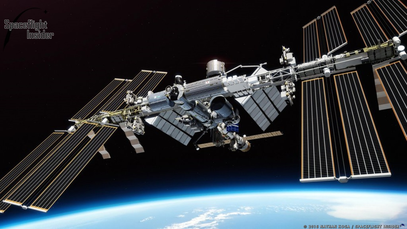 ISS' power generation system to get crucial update ...