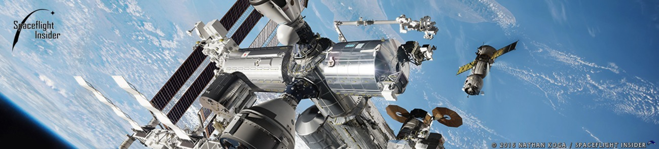 NASA hopes that its Commercial Crew Program will allow the agency to send astronauts to the International Space Station and free the agency from its dependence on Russia. Image Credit: Nathan Koga / SpaceFlight Insider