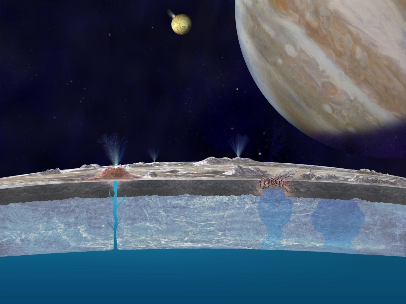 NASA developing AI for future exploration of extraterrestrial subsurface oceans
