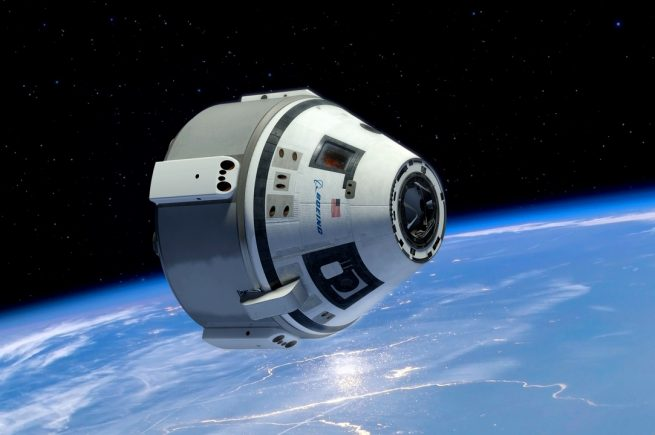 Boeing CST-100 Starliner Boeing image posted on SpaceFlight Insider