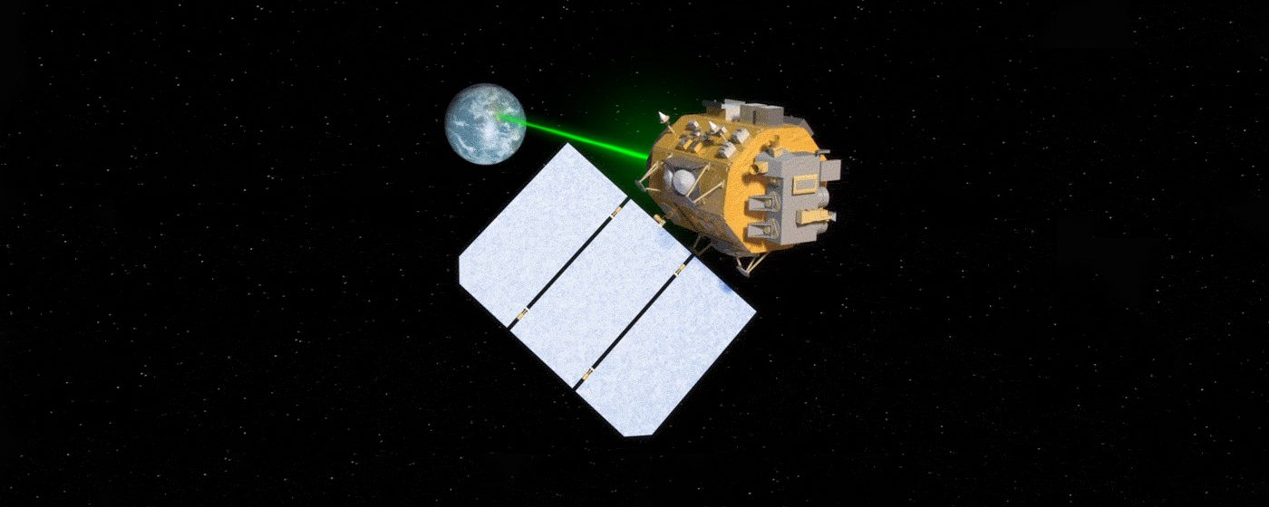 Lasers to speed-up transmission rates: Deep Space Optical Communications (DSOC) concept