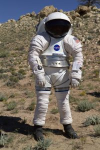 Mark III spacesuit