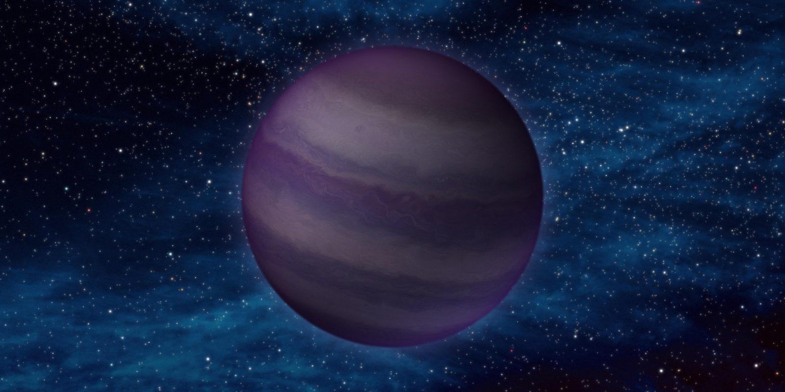 NASA artist's concept of a 'Y dwarf'