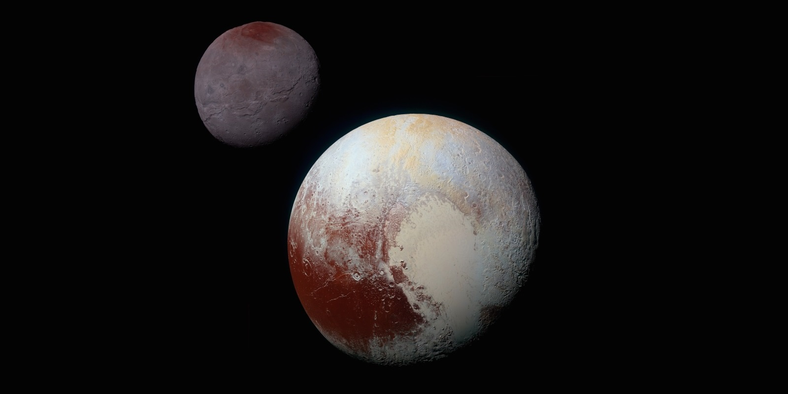 Tidal heating of Pluto by its moon Charon could maintain subsurface liquid oceans on the dwarf planet.