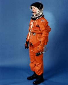 Space Shuttle Launch Entry Suit (LES).